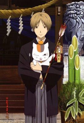 Natsume Yuujinchou - Natsume Yuujinchou Season 1 2008 Poster